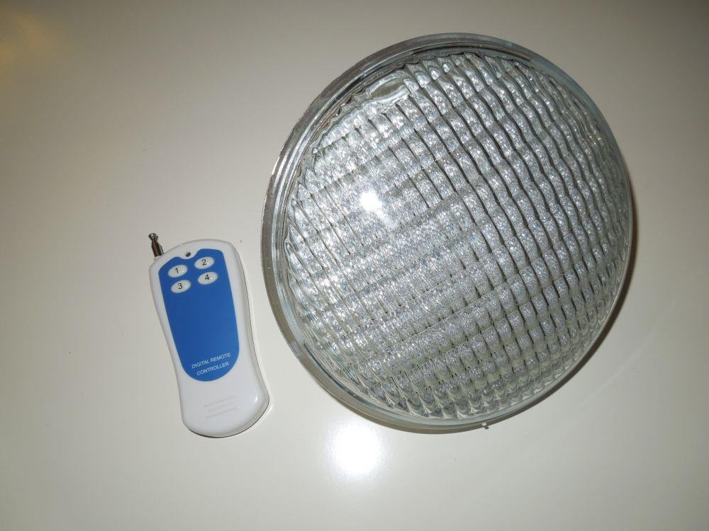 LED bazénové světlo RGB 40W s interním kontrolerem