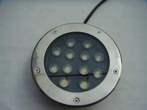 LED podlahové - nájezdové svítidlo 12W