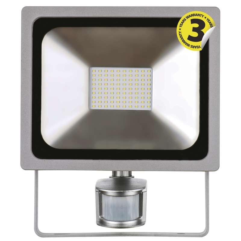 LED Reflektor 50W s PIR senzorem