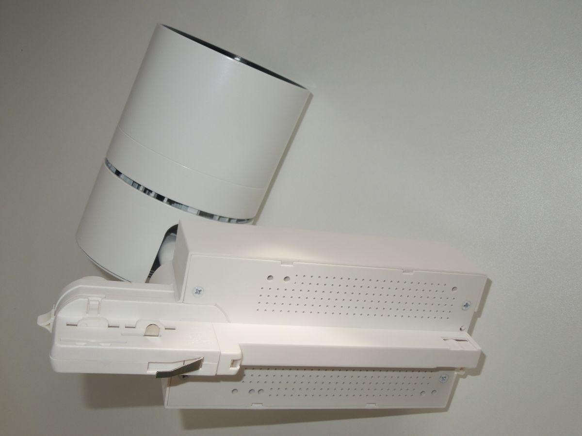 LED tracklight 20W COB otočný naklápěcí