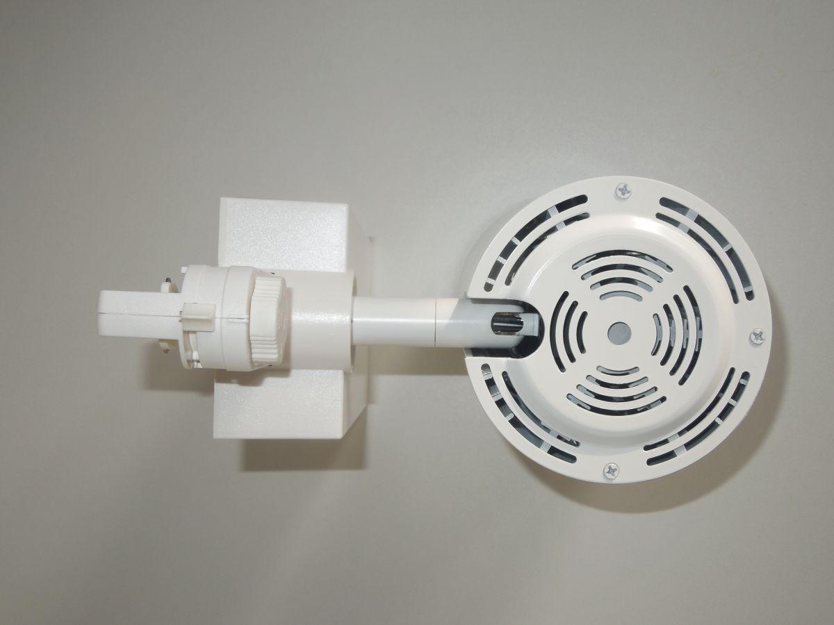 LED tracklight 35W COB otočný naklápěcí