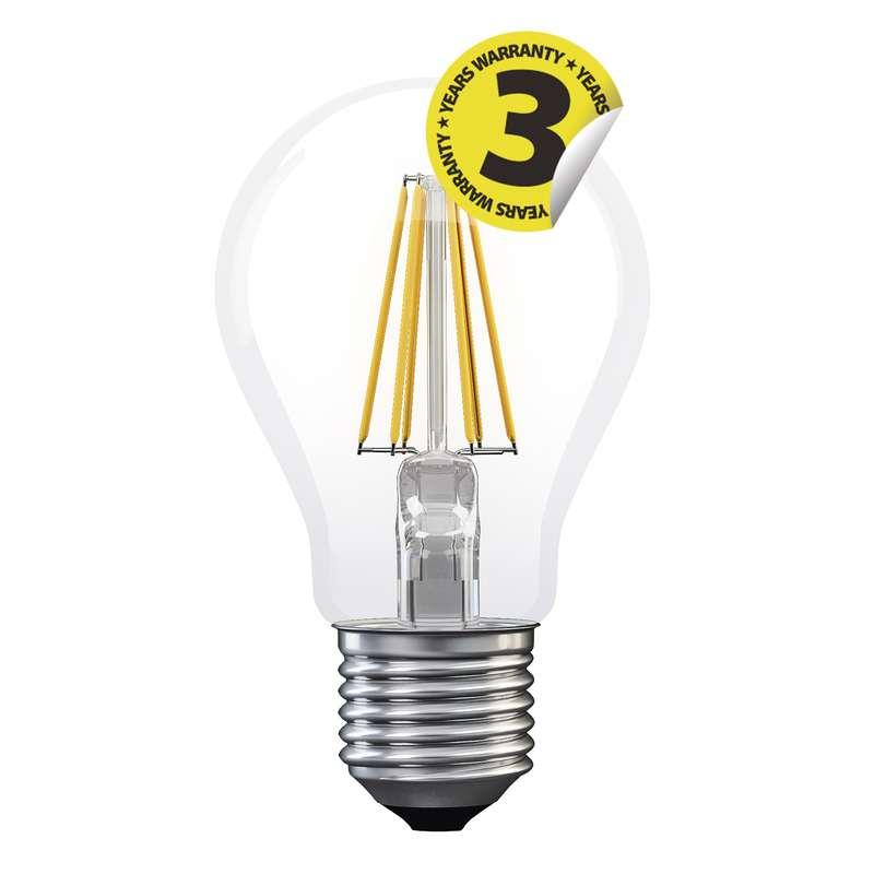 LED žárovka E27 A++ 8W Filament