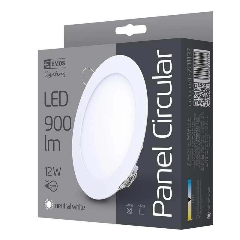 LED podhledové světlo 12W neutrální bílá