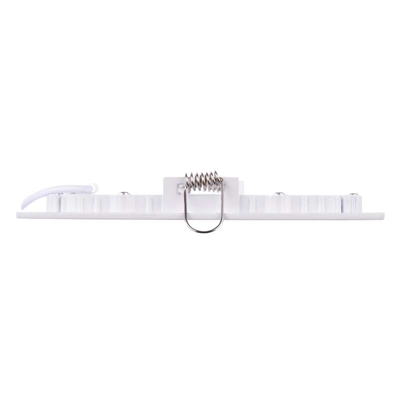 LED vestavné světlo 6W čtverec neutrální bílá