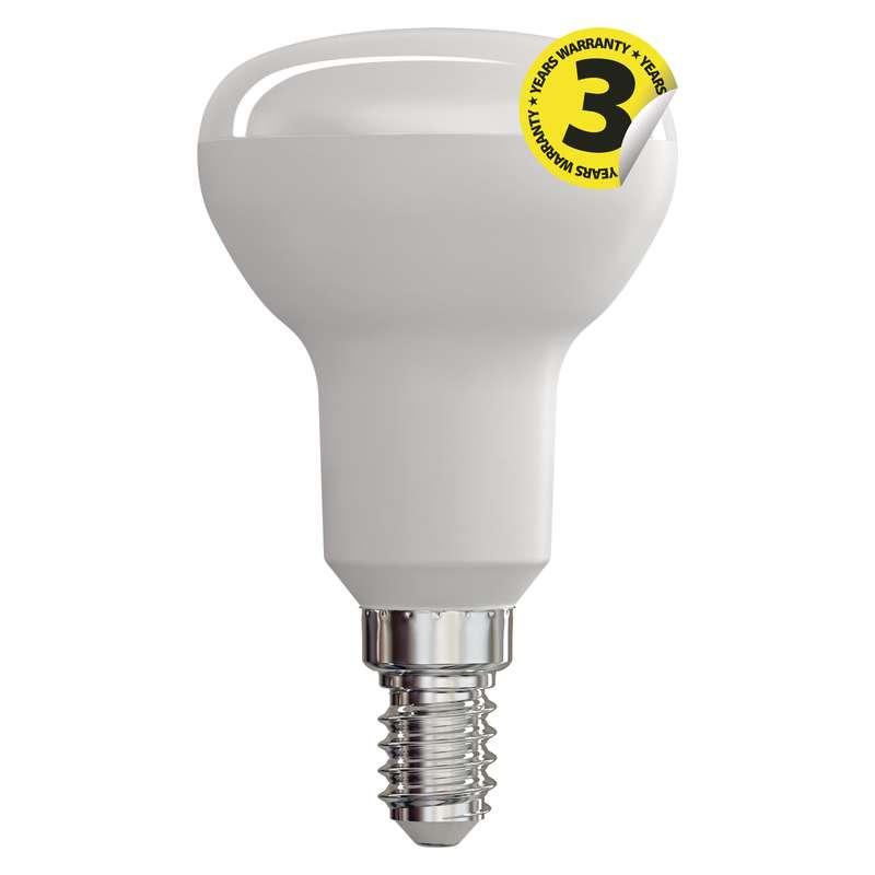 LED žárovka E14 6W R50