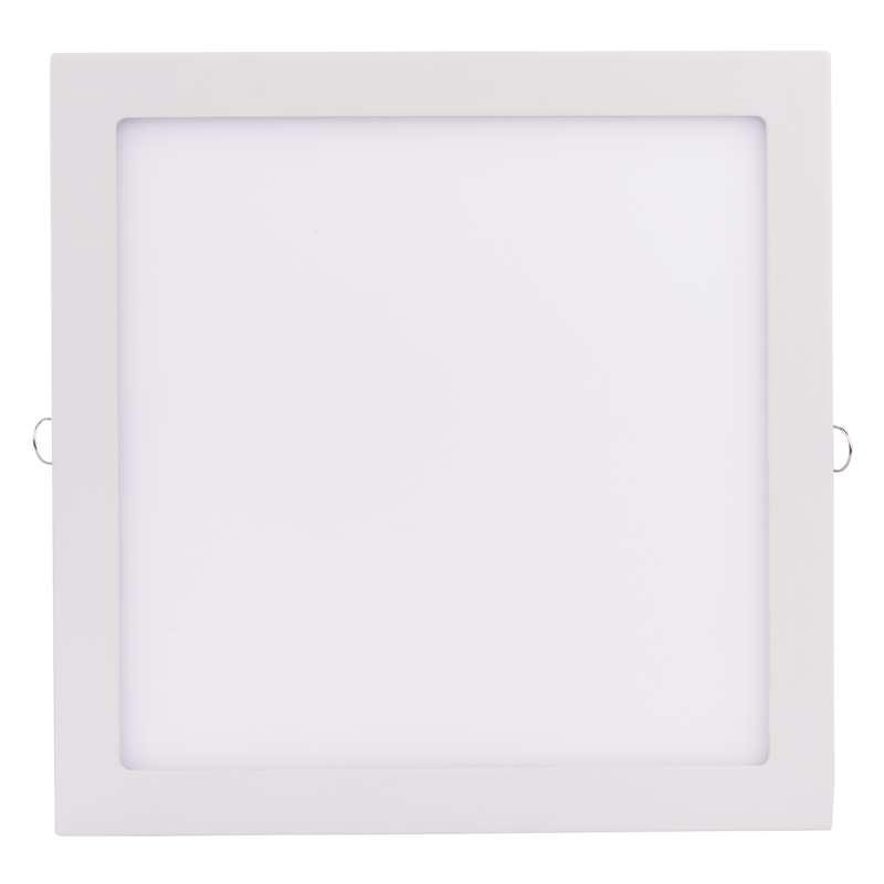 LED podhledové světlo 24W čtverec neutrální bílá
