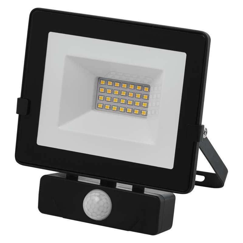 LED Reflektor 20W SLIM PIR senzor