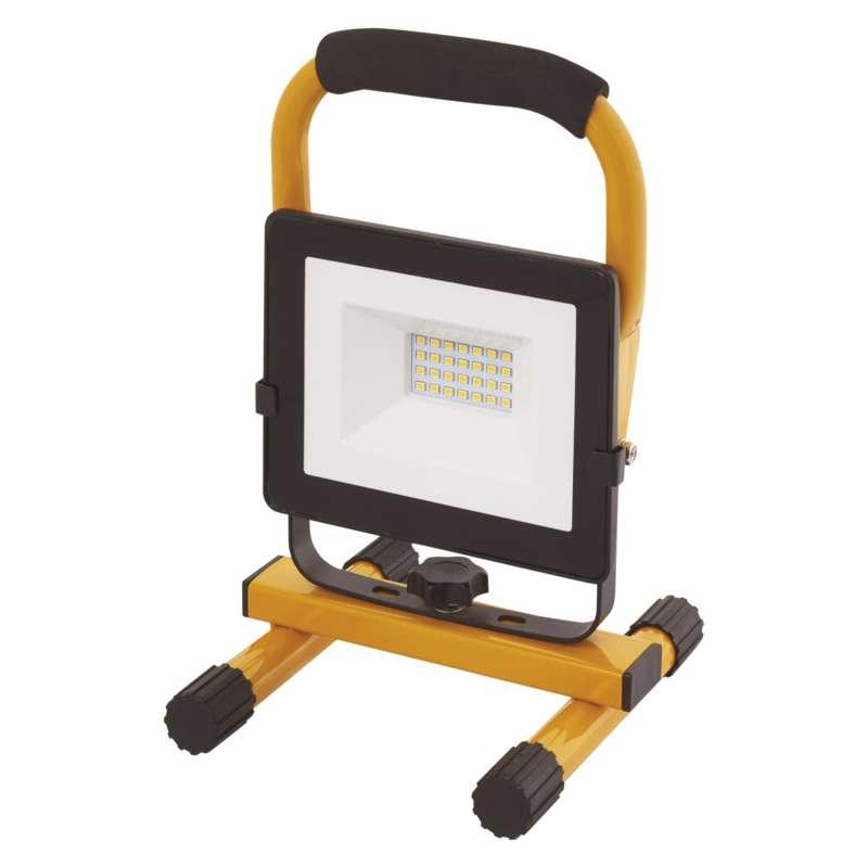 LED Reflektor 20W přenosný