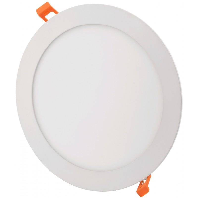 LED panel kruh 6W
