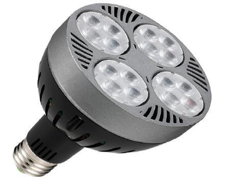LED Track light 35W E27 LTRL-35W-E27