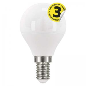 LED žárovka E14 6W MINI GLOBE